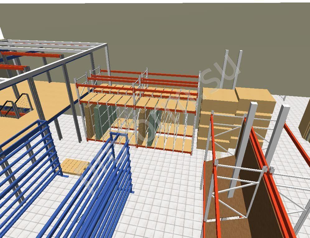 Купить торговое оборудование и строительные стеллажи для магазинов ... 236bbfda29e